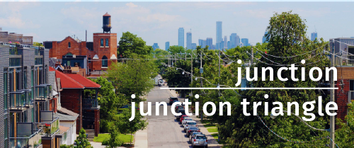 What for sale in the Junction Toronto Real Estate